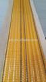 hochwertige hotmelt teppich kantenband