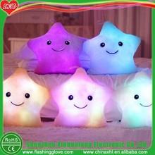 Bears-paw modern throw pillows LED pillow
