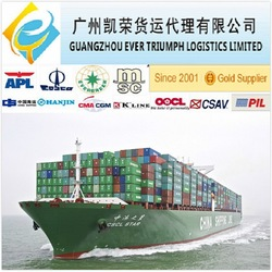 20'/40GP Shipping Container from China to Canada Vancouver