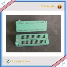 40 p lock IC seat Test the seat 40 p IC base DIP40 40PIN IC socket