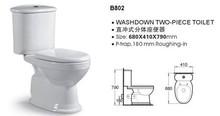 /B802 Plastic Toilet Plunger Toilet Vieany Biodegradable Toilet Paper