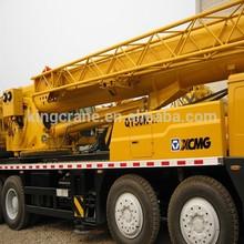 XCMG QY50K-II mobile crane, wheel for crane