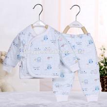 Newborn baby boy girl winter clothing set suit size 0-2 years