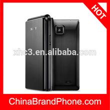 Original Gionee A809 Black, 2.8 inch Vertical Flip Mobile Phone, Dual SIM, GSM Network(Black)