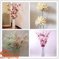 Design personnalisé toutes sortes de Type gros fleurs en soie pas cher en plastique fleurs gros fleurs séchées