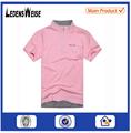 china fabricante novos projetos bordados trabalho unisex personalizado camisa pólo