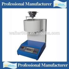 Plastic Rubber melt flow index mfi testing machine