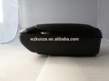 universal car chrome armrest box