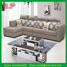 Modern style home furniture best quality latest sofa sets furniture