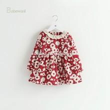 flower clothing long sleeve o neck dree girl shirt online shopping for wholesale clothing
