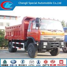 Mini DONGFENG tipper 210HP dumper lorry 4x2 tipper lorry good quality tipping truck manufacturer cheap mini trucks