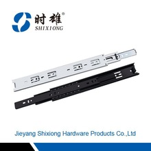 45mm Heavy Duty Ball Bearing Telescopic Drawer Slide