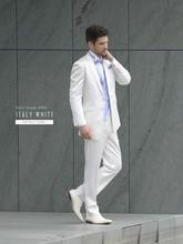 Latest design 2 piece men suits RM1547 made to measure coat pant tailor made men suit