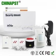 Home Alarm panel GSM /GSM wireless home security alarm system PST-GA0604