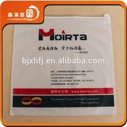 Hot sell Eo-friendly custom zip plastic bags