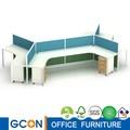 2015 Muebles de oficina de nuevo diseño nueva linea de productos, estación de trabajo, Cubículo