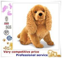 China custom factory stuffed dog animal plush toy plush german shepherd dog