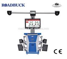 100% Original Road Buck used garage equipment 3d wheel alignment mechanics tools for sale