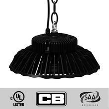 SMD led high bay with higher efficacy than COB led high bay