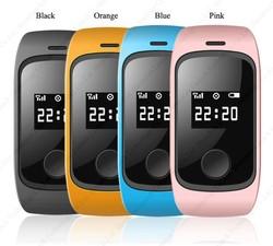New Style 1.1 inch PS66 Quadband Kids watch phone,IP67 Waterproof,Bluetooth,Calculator,Calendar,Alarm
