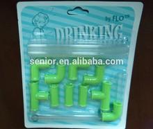 DIY Crazy Drinking Straws Funny Straws