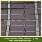 Venetian bamboo blinds