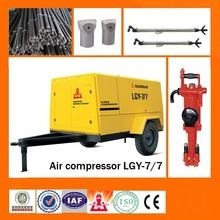 screw Air Compressors portable compressor 10bar 37kw
