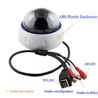 Manufacturer 2.8-12mm Varifocal IR Dome HD POE IP Cameras 1MP 2MP 5MP Shenzhen China