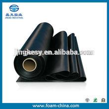 100UM 150 UM 200UM 250UM 300UM 350UM BLACK COLOR GREY Corona Seki sui Type , DIC Type ixpe foam roll sheet