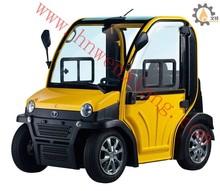 4 wheel 2 seater mini Electric Car