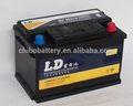 Barato hotsell de la batería del coche para el coche a partir de 56318MF 12v63AH