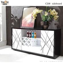 modern wooden buffet design / italian furniture buffet / modern buffet sideboard