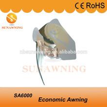 SA6000 3x2m Manual Aluminum Retractable Car Awning