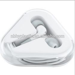 Promotion Triangle cheap earphone case