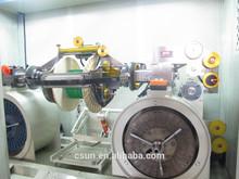 lan cable pair-twist machine