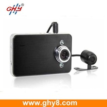2.7inch 140 Degree 720p Night Vision Car DVR With External Camera