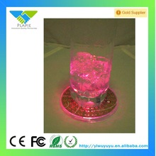 party lighting led coasters white disposable party cups led color changing coasters