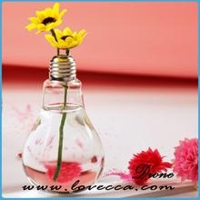 ~J~ New arraival *_* Christmas gift a set=glass vase+sandy+flower