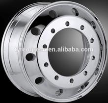 Heavy duty aluminum truck wheels 24.5
