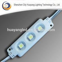 led GaAs Material waterproof led modules 5050 smd 12 volt lightings delivery in one week