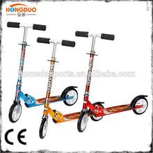 Big wheel powerful bicycle kick scooter