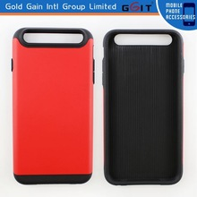 Protective PC+TPU Case for iPhone 6 Plus Back Cover