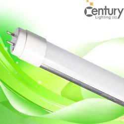 130lm/w High Brightness CE Passed UL cUL CSA one driver runs 2 tubes led tube light bulbs
