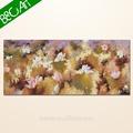 más populares de color brillante pintura al óleo de flores singular