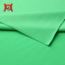 Poly spandex brushed fabric for cycling garment