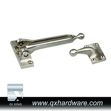 QX Security anti theft metal door guard for hotel
