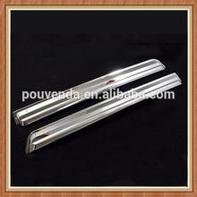 electroplate door visor window deflector window visor for renault koleos 09-13