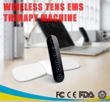 High tech SM9180 wireless pulse stimulator TENS massager for pain relief