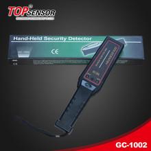 GC-1002 Hand Held Metal Detector Price,gold scanner detector