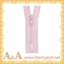 #3 plastic zipper coat for dog C/E, A/L